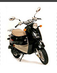 50cc Retro Motor Bike